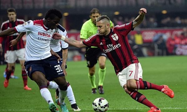 Thông tin trước trận Cagliari vs AC Milan
