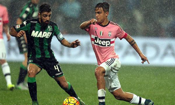 Phân tích Juventus vs US Sassuolo Calcio 2h45 ngày 11/1