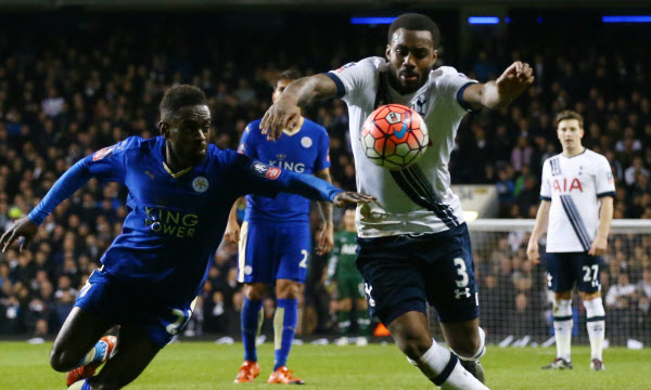 Bóng đá - Leicester City vs Tottenham Hotspur 18h30 ngày 21/09