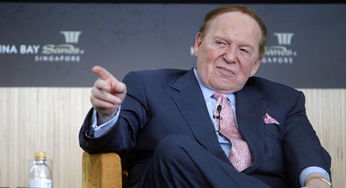 Bóng đá - Chủ tịch Las Vegas Sands: 'Tôi không kiếm tiền của người nghèo'