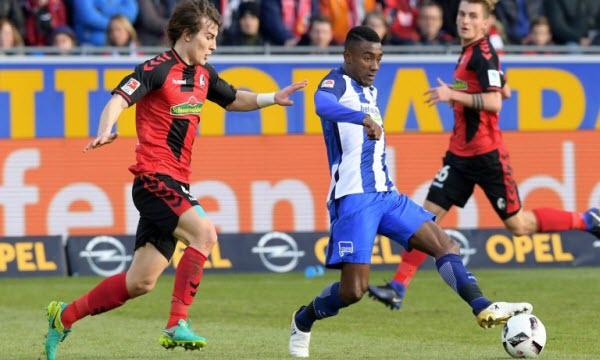 Bóng đá - Hertha Berlin vs Freiburg 21h30, ngày 10/03