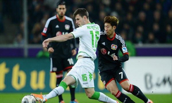 Bóng đá - Bayer Leverkusen vs Monchengladbach 00h30, ngày 11/03