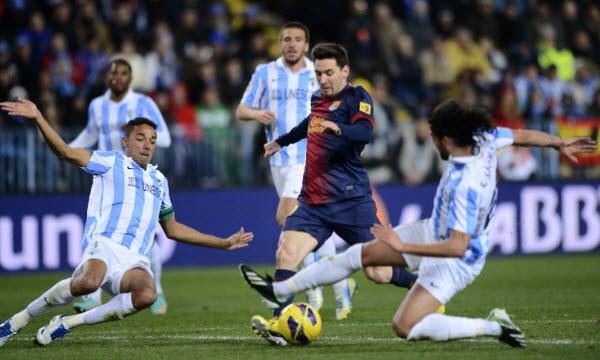 Bóng đá - Malaga vs Barcelona 02h45, ngày 11/03