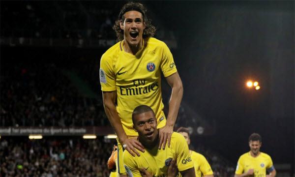 Thông tin trước trận Paris Saint Germain vs Metz