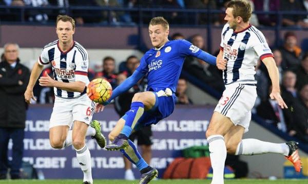 Bóng đá - West Bromwich vs Leicester City 22h00, ngày 10/03