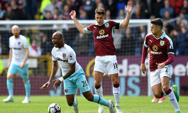 Bóng đá - West Ham United vs Burnley 22h00, ngày 10/03