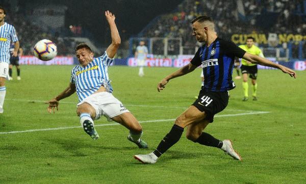 Bóng đá - Inter Milan vs Spal 21h00 ngày 10/03