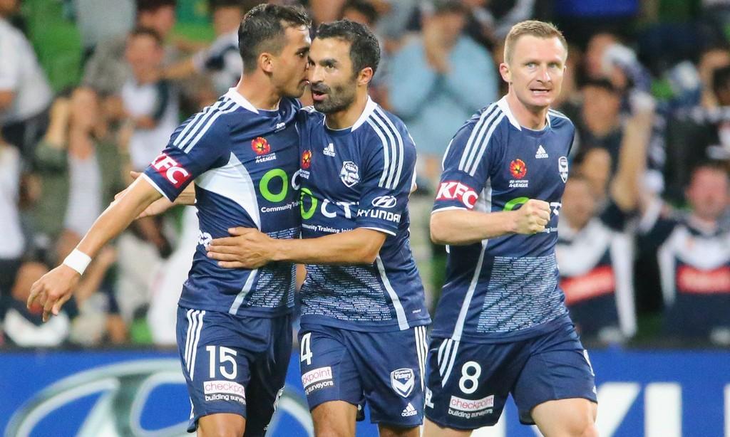 Bóng đá - Melbourne Victory FC vs Newcastle Jets FC 15h50 ngày 12/01