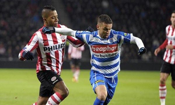 Bóng đá - PSV Eindhoven vs Zwolle 2h ngày 17/10