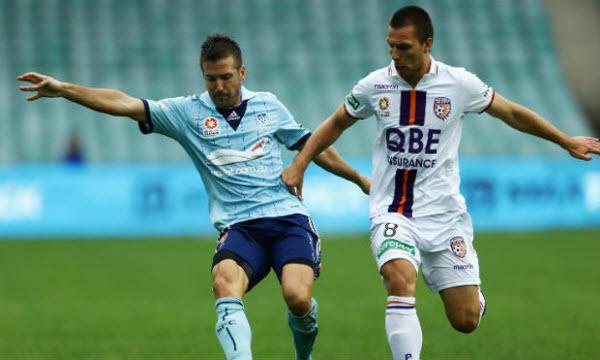 Bóng đá - Sydney FC vs Perth Glory FC 14/03/2020 13h00
