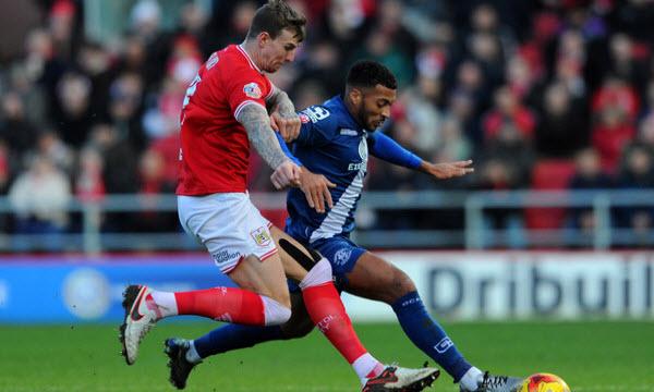 Bóng đá - Bristol City vs Birmingham 01h45, ngày 11/04