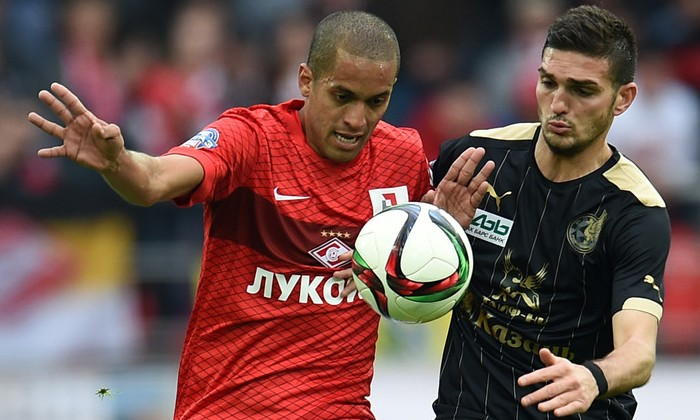 Bóng đá - Spartak Moscow vs Terek Groznyi 0h ngày 15/8