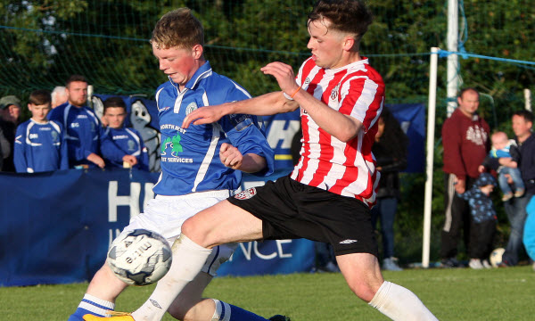 Bóng đá - Derry City vs Finn Harps 26/10/2019 01h45