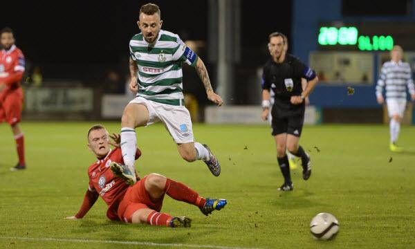 Bóng đá - Shamrock Rovers vs Sligo Rovers 03h00 ngày 16/03