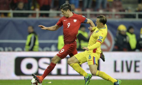 Bóng đá - Ba Lan vs Romania 01h45, ngày 11/06