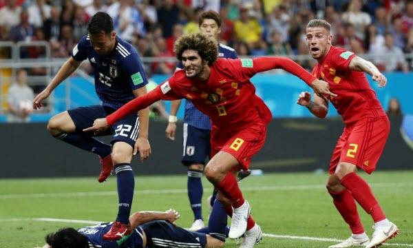 Bóng đá - Pháp vs Bỉ 01h00, ngày 11/07