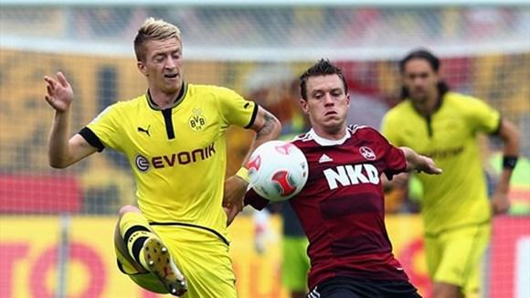 Bóng đá - Augsburg vs Borussia Dortmund: 20h30, ngày 10/08