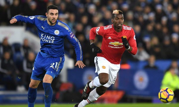 Bóng đá - Manchester United vs Leicester City 02h00, ngày 11/08