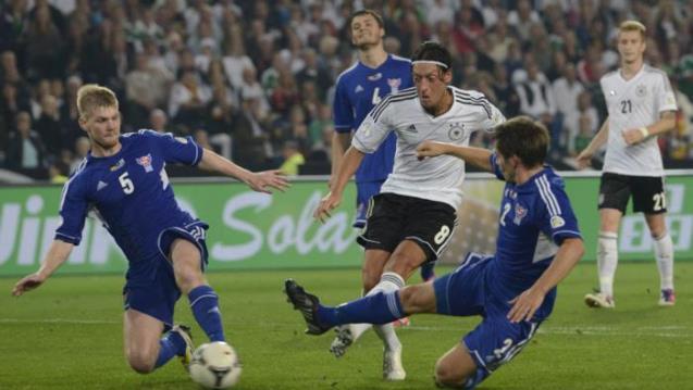 Bóng đá - Đảo Faroe vs Đức: 01h45, ngày 11/9