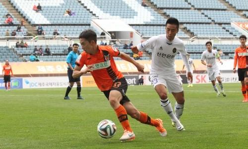 Bóng đá - Sangju Sangmu Phoenix vs Jeju United FC 16/06/2019 17h00