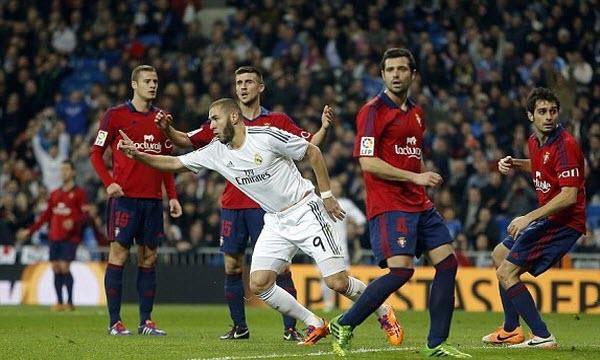 Dự đoán nhận định Osasuna vs Real Madrid 22h00 ngày 09/02