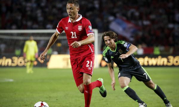Bóng đá - Serbia vs Romania 01h45, ngày 11/09