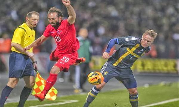 Bóng đá - Thụy Điển vs Thổ Nhĩ Kỳ 01h45, ngày 11/09
