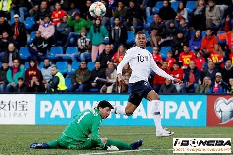 Bóng đá - Pháp vs Andorra 01h45 ngày 11/09