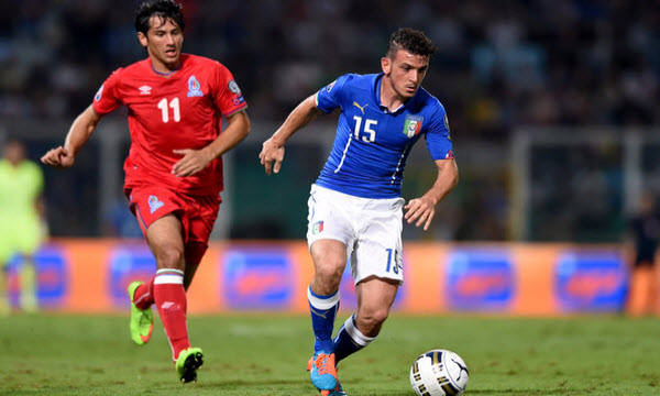 Bóng đá - Azerbaijan vs Italy 23h00, ngày 10/10