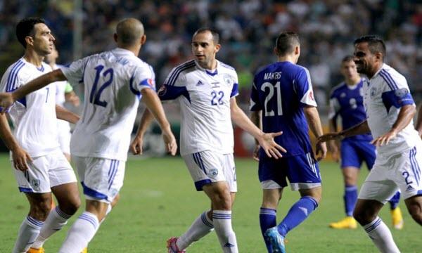 Bóng đá - Israel vs Đảo Síp 01h45, ngày 11/10