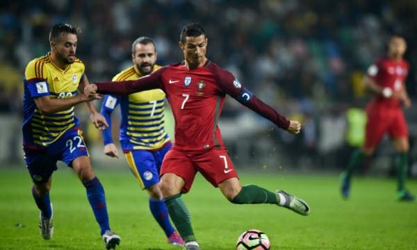 Bóng đá - Quần đảo Faroe vs Bồ Đào Nha 01h45, ngày 11/10