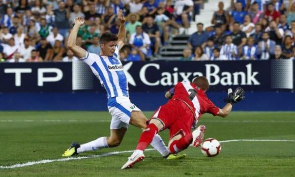 Bóng đá - Leganes vs Girona 17/03/2019 02h45