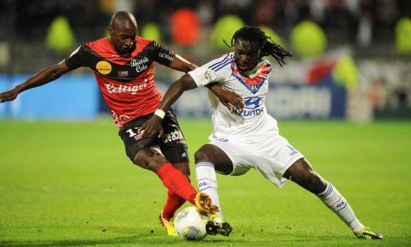 Bóng đá - Guingamp vs Lyon 22h59 ngày 10/11