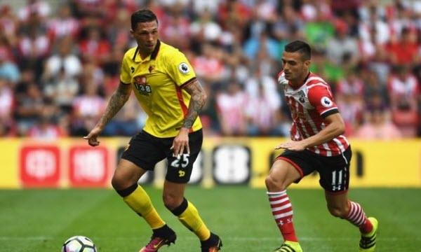 Bóng đá - Southampton vs Watford 22h00 ngày 10/11