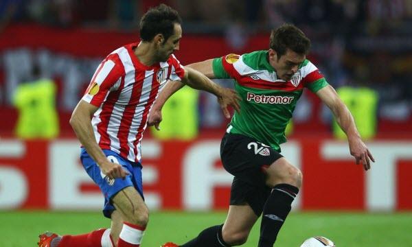Bóng đá - Atletico Madrid vs Athletic Bilbao 00h30 ngày 11/11