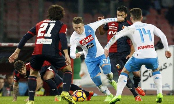Bóng đá - Genoa vs Napoli 02h30 ngày 11/11