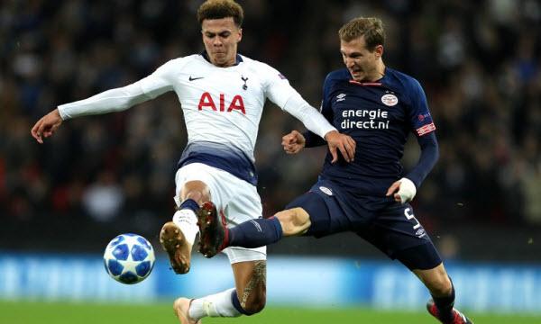 Bóng đá - Crystal Palace vs Tottenham Hotspur 00h30 ngày 11/11