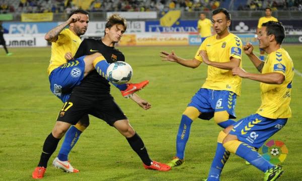 Bóng đá - Las Palmas vs Sabadell 2h30 ngày 8/2