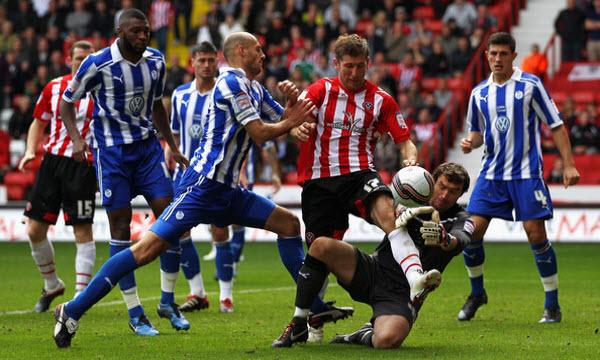 Bóng đá - Sheffield United vs Sheffield Wed. 02h45, ngày 13/01
