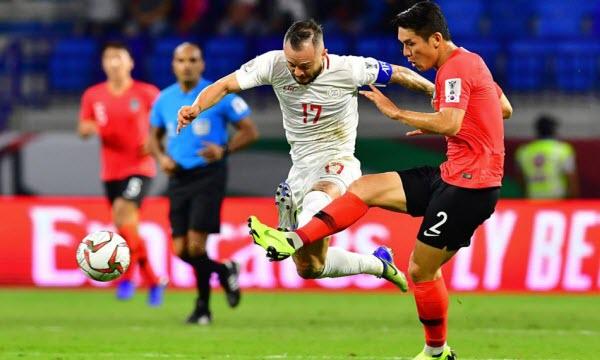 Bóng đá - Kyrgyzstan vs Hàn Quốc 22h59 ngày 11/01