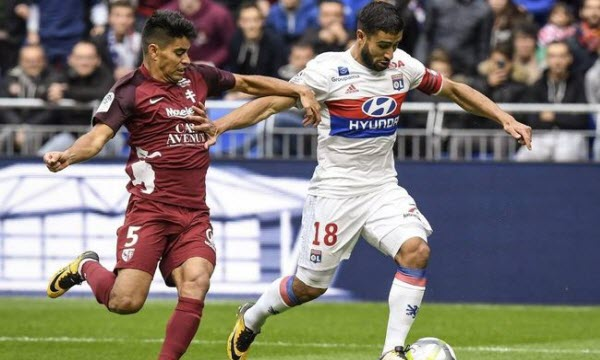 Bóng đá - Lyon vs Stade Reims 02h45 ngày 12/01