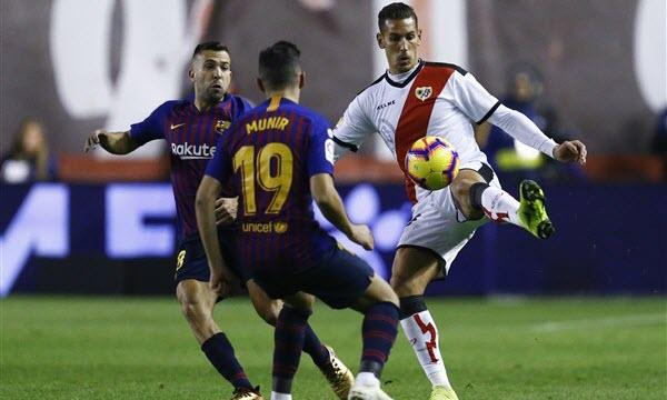 Bóng đá - Celta Vigo vs Rayo Vallecano 19/05/2019 01h45