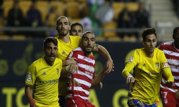 Bóng đá - Cadiz vs Granada 03h00 ngày 12/01