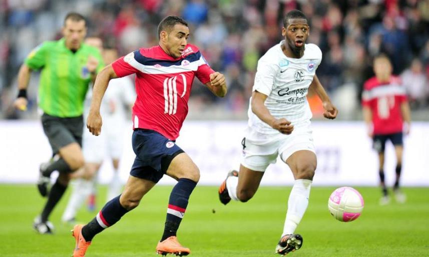 Bóng đá - Lille OSC vs Caen: 02h45, ngày 12/02