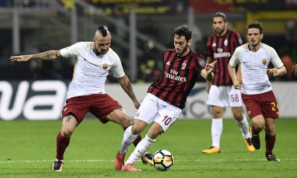 Thông tin trước trận AS Roma vs Benevento