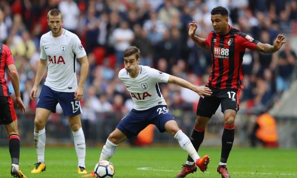 Bóng đá - Tottenham Hotspur vs AFC Bournemouth 26/12/2018 22h00
