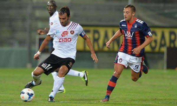 Bóng đá - Crotone vs Sampdoria 02h00 ngày 19/08