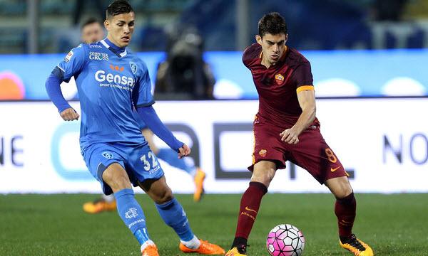 Bóng đá - AS Roma vs Empoli 02h30 ngày 12/03