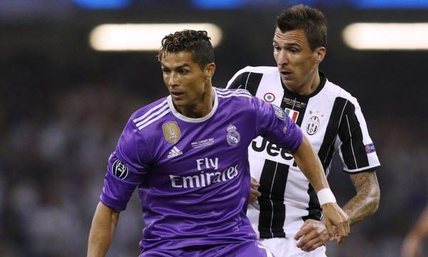Bóng đá - Real Madrid vs Juventus 01h45, ngày 12/04