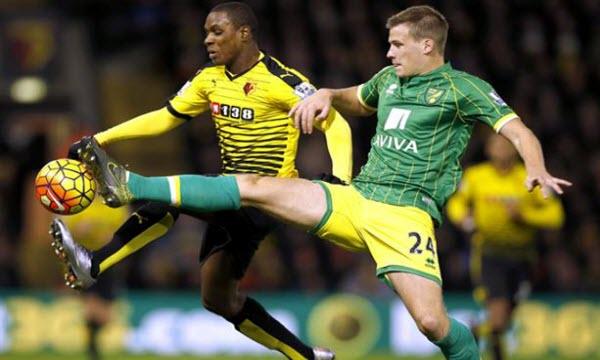 Dự đoán nhận định Norwich City vs Watford 03h00 ngày 09/11